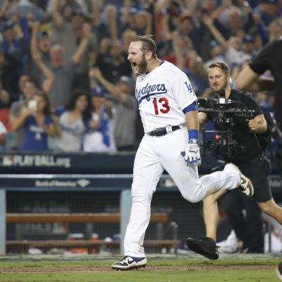 Los Angeles Dodgers vann över Boston i World Series.