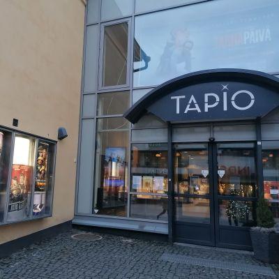 Elokuvateatteri Tapio Joensuussa.