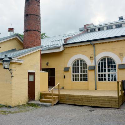 Bryggerigården i Ekenäs.