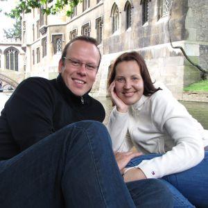 Susan och Toni Virtanen