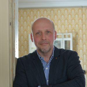 Tomas Hanell, forskare vid Aaltouniversitetet