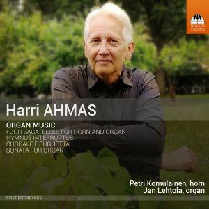 Harri Ahmas / Organ Music
