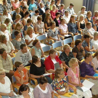 150 pedagoger på seminarium i Ekenäs