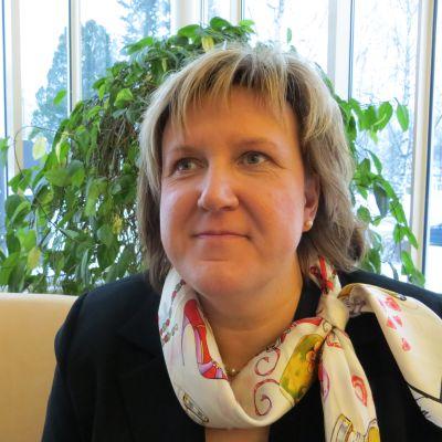 Direktör Ulrica Karp vid Söfuk