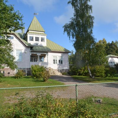 Västerby skola i Ekenäs.