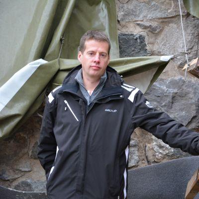 Sverker Karlsson, vd Ska-Plan, 3.1.2014