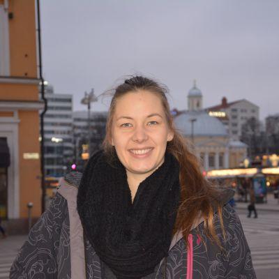 Ronja Roms specialungdomsledare i Pargas 2014