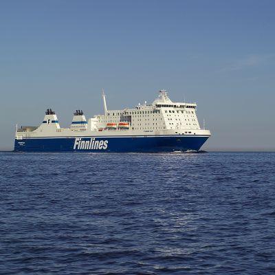 Finnlinesin alus Finnstar.
