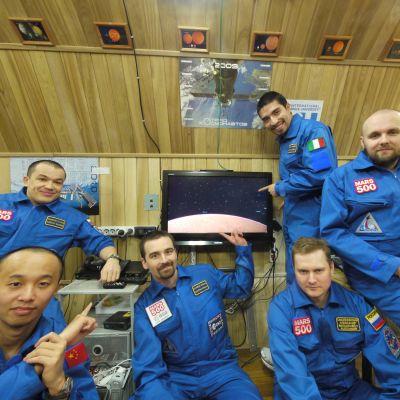 Mars500-miehistö