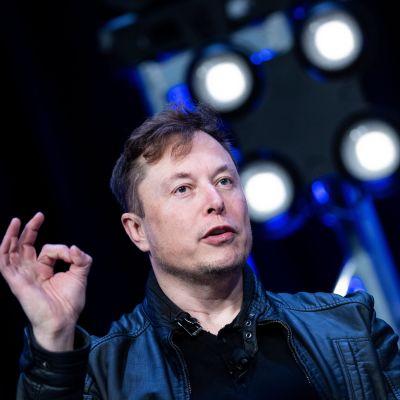 Teslagrundaren Elon Musk