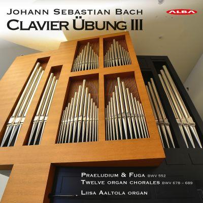 Liisa Aaltola / Clavier Übung III