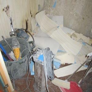 maurin vessa täynnä työvälineita kuva 152