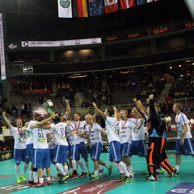 Vinterns VM-guld i Riga blev en lämplig slutpunkt för Jarno Ihme.