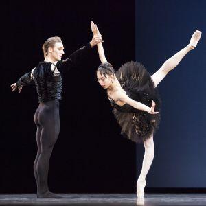 Helsingin kansainvälinen balettikilpailu kesällä 2016.