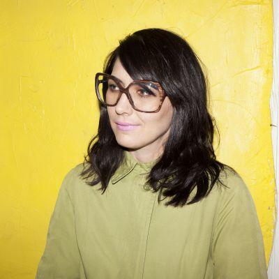 Bild från filmen The Punk Singer