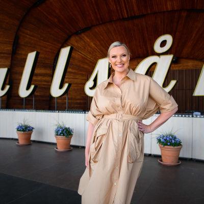 Sanna Nielsen på Sollidenscenen