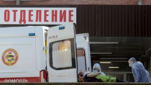 Ryssland, coronavirus