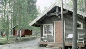Stockhus i stugby