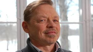 Porträttbild på Henry Marjamäki