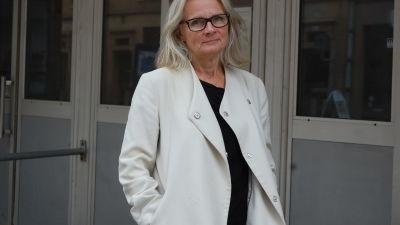 Författaren Bodil Tingsby har både gjort film skrivit bok om författaren Emilie Flygare-Carlén. 2018.