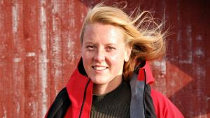 Anna Westerlund i Mariehamn.