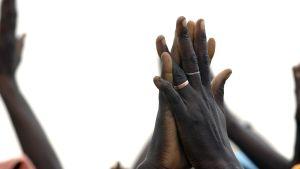 Flyktingar i Darfur
