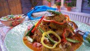 Nahid Hassans indiska meny