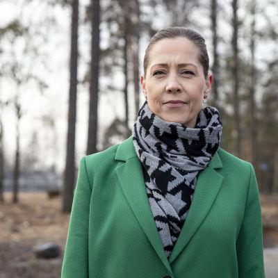 Imatran apulaiskaupunginjohtaja Kaisa Heino.