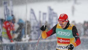 Eric Frenzel, Sapporo, januari 2015