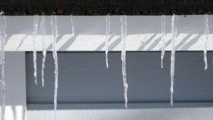 Ljudet av smältande snö och is gör många glada så här års