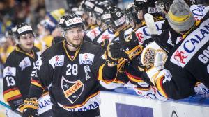 KalPa firar med Jaakko Rissanen som målgörare.