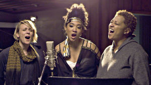 20 Feet from Stardom, 2013. Kuvassa Jo Lawry, Judith Hill & Lisa Fischer.