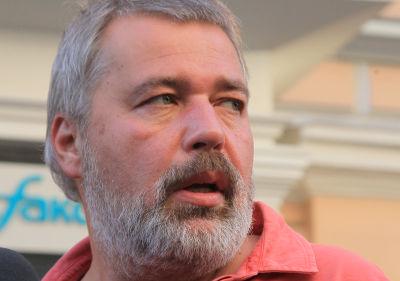 Dmitrij Muratov.