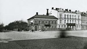 Mellan raderna - Helsingfors centrum 1888