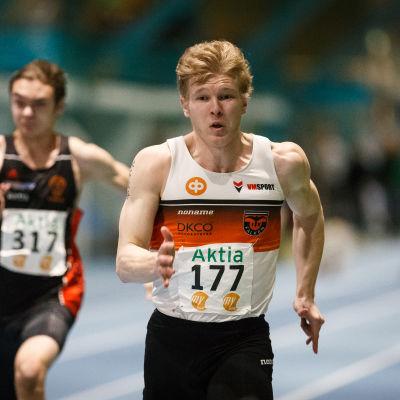 Christoffer Envall, Botnia Games 2017.