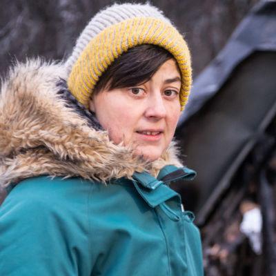 Muesiintendent Ulrika Rosendahl