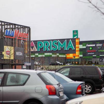 Imatran Prisma.
