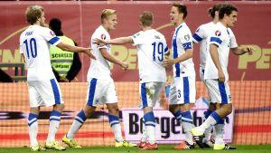 Mixu Paatelainen föryngrade landslaget.