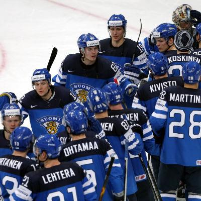 Finlands ishockeylandslag.
