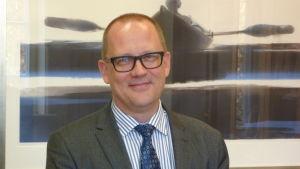 Stadsdirektör Tomas Häyry
