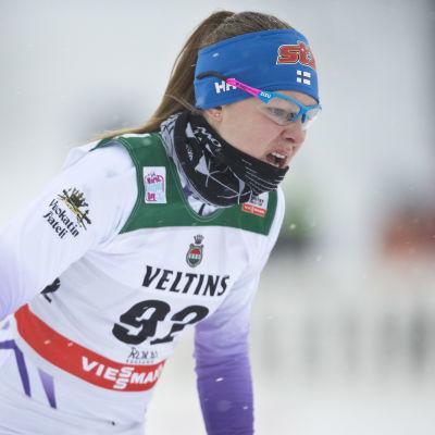 Eveliina Piippo, Ruka 2017.