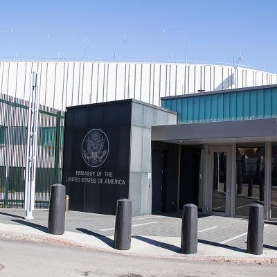 USA:s ambassad i Helsingfors