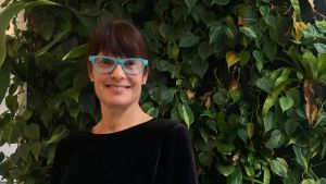 Marina von Weissenberg, miljöråd på Miljöministeriet med ansvar för biodiversitetsfrågor.