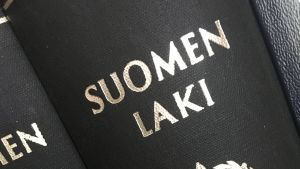 Suomen laki-kirja