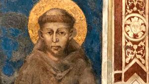 Dokumentti pyhän Franciscus Assisilaisen elämästä ja vaikutuksesta.