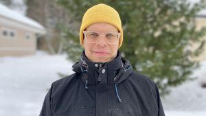 Skogscentralens kundchef Björn Stenmark