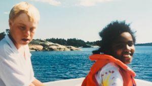 Kalle ja Matilda lapsina