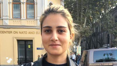 Minst en skjuten i tbilisi
