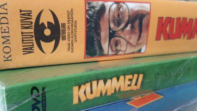 Kummeleita on julkaistu DVD:inä ja videokasetteina