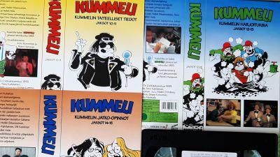 Kummeli-VHS kansia.